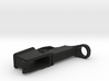Beast Tactical AR15 Lower Keychain 3d printed