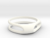 Nested Rings: Middle Ring (Size 10) 3d printed