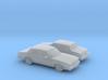1/160 2X 1984-88 Oldsmobile Cutlass Sedan 3d printed