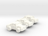 Civilian Colony Trucks 3d printed
