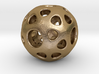hydrangea ball 02 3d printed