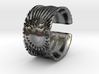 Flower Cut Bracelet 3d printed