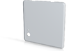 NUC Chassis Removable Cover - Add Your Logo! 3d printed
