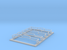 Astabweiser Flach (für  DBS975) 3d printed