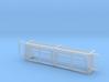 1/24 SCALE ABRAMS M1A2 BUSTLE RACK EXTENSION 3d printed