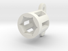 Cable Gland Holder 24mm 3d printed
