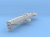 EA Guided Missile Battlecruiser Fleet Scale 3d printed