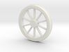 McKeen Driver Wheel In O Scale 3d printed