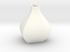 Heart + Sine Wave = Vase 3d printed