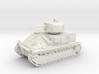 Vickers Medium Mk.II (1:100 scale) 3d printed