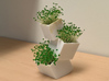 Toppling Boxes container/planter 3d printed