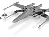 T-65 X-Wing - Open Wings - 1/270 3d printed