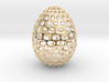 Running - Decorative Egg - 2.3 inches 3d printed