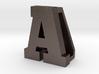 BandBit A1, Fitbit Flex (Fits parallel to strap.) 3d printed