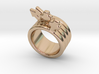 Love Forever Ring 17 - Italian Size 17 3d printed