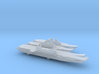 ITS Aircraft Carrier Set, 3 pc, 1/6000 3d printed