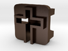 BandBit Cross for Fitbit Flex 3d printed