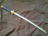 Anime Katana 1 3d printed A painted example