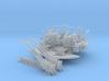 Quad Bofors with Loader platform Kit 1/72 3d printed