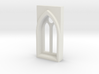 building details serie - Gothic Window 5mm Type 1 3d printed