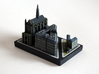 Paris Bank Office 5x4 3d printed