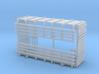 Grain Body with Livestock Racks 3d printed