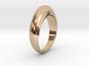 Ø0.674 inch Streamlined Ring Model B Ø17.13 mm 3d printed