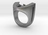 Samurai Ring - Size 11 1/2 (21.08 mm) 3d printed