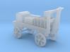 Baggage Cart Loaded - N 160:1 Scale 3d printed
