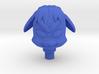 Glyos Lobran Head 3d printed