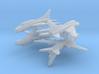 1/550 Sukhoi Su-22 (x4) 3d printed