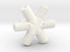 Punctuation - Asterisk 3d printed