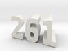 261-45in 3d printed