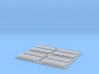 4 x VLS Launcher 8 Cell Segment 1/144 3d printed