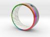 Sundial Bangle 3d printed