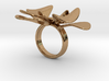 Petals ring - 20 mm 3d printed