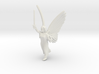 32mm Angel with sword 3d printed