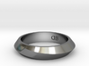 Infinity Ring - Size 10 3d printed