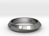 Infinity Ring - Size 11 3d printed