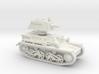 Vickers Light Tank Mk.III (15mm) 3d printed