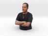 Mike De - Heroes of Tattoo 150mm bust 3d printed