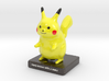 Pika toy 3d printed