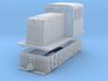 HOn30 GE 25-Tonner (Hook & Loop Couplers) 3d printed