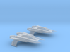 Thunder Fighter 1/200 3d printed