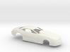1/24 2013 Pro Mod Camaro Slammer 3d printed