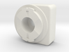 Camera Mount To Garmin Edge Adaptor 3d printed