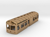 British Railways Wickham Railbus Body (N Gauge) 3d printed