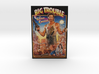 Big Trouble In Little China Fridge Magnet 3d printed