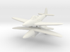 1:300 Bell XFL-1 Airabonita (x2) 3d printed