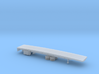 1/120 Spread  Flatbed Trailer 3d printed